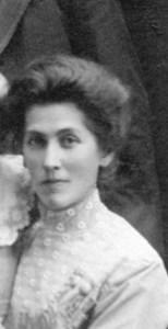 Olga Urania Ingeborg Bengtsson gift Tell
