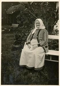 Betty Olsson gift Jönsson