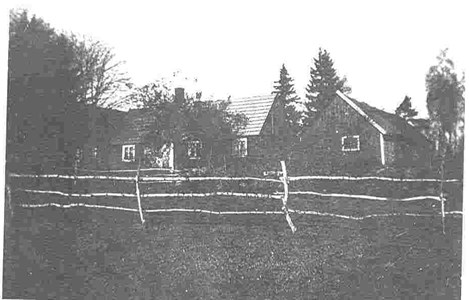 Björnhult, Åstratorp, foto ca 1930