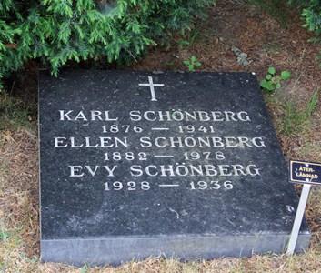 Gravsten Riseberga Karl Schönberg