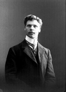 Jöns Rosenqvist, Brandsberga skola