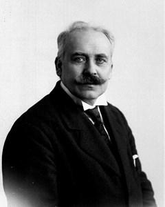 Fredrik Alfred Forsberg, Forestad