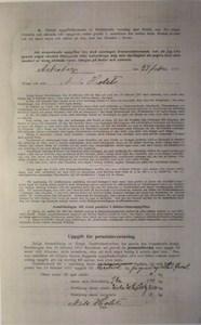 Deklarationsuppg. 1917, Åstratorp, Spelehuset, sid 2