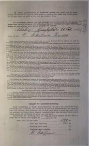 Deklarationsuppg. 1917, Åstratorp, Törnkvists, sid 2