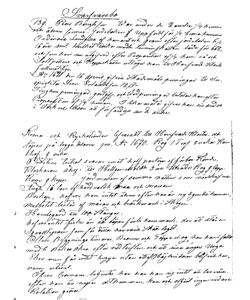 Utdrag ur Jordrevningsprotokoll 1671 för Svarvareboden