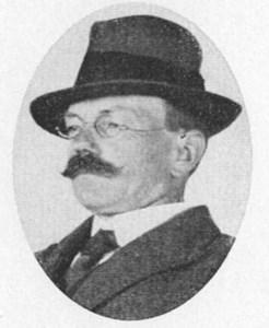 Robert Romberg i Bonarp