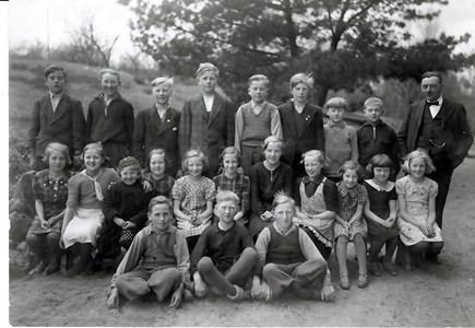 Snälleröds skola 1939
