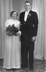 Karin Thornström och Ture Jacobsson.