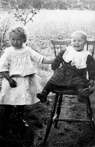 Anna Thornström och Erik Thornström