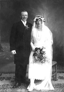 Ivar Pålsson och Svea Bengtsson