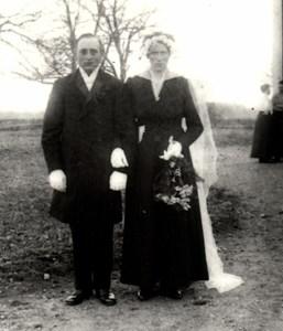 Karl i Köphult och Ester på Bengtas
