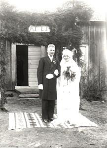 Axel och Elsa Johansson