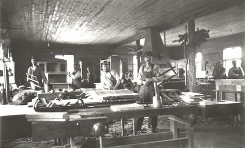 Horda möbelfabrik 4