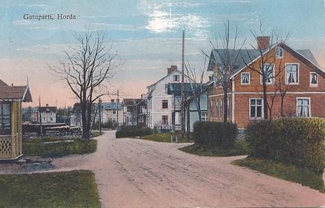 Järnvägsgatan norrut