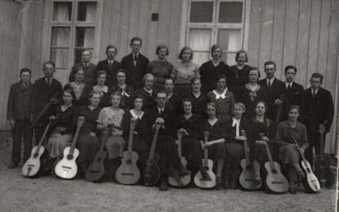 Missionskyrkans sångare