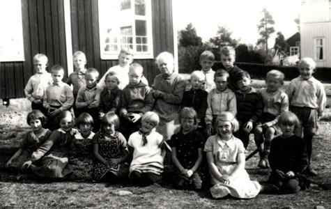 Horda skola 1933