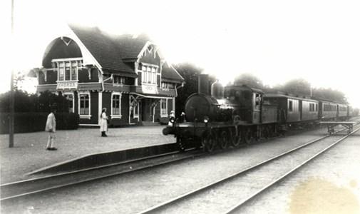 Horda station
