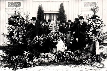 Kristina Petterson, Horda Smeagård 1931