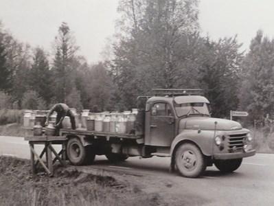 Mjölkbilen i Granstalida