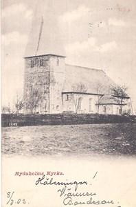 Kyrkan 1902