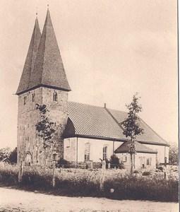 Kyrkan ca 1915