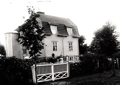 Gustav Johanssons hus