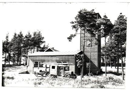 Rydaholms gamla brandstation