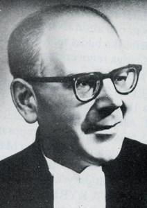 Sture Bäckström - Präst i Södra Hestra 1967-1979