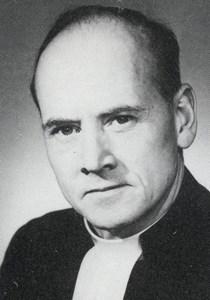Simon Redegard - Präst 1962-1967