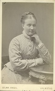 Paulina Josefina Börjesson f. Johannesdotter, Röshult