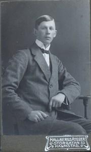 Rudolf Carlsson i Hörebo