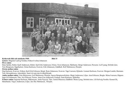 Klassfoto 1949