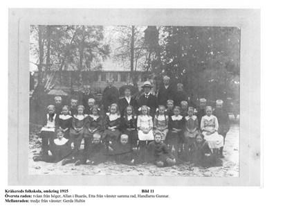 Klassfoto 1915