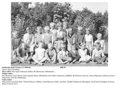 Klassfoto 1959-60