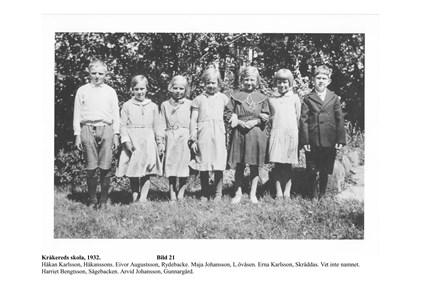 Klassfoto 1932