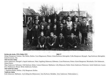 Klassfoto 1934
