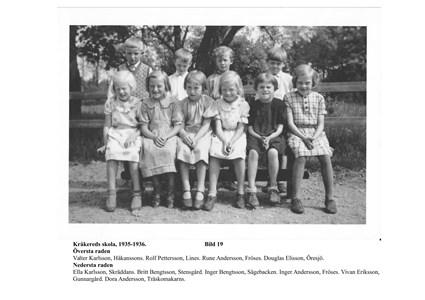 Klassfoto 1935 -36