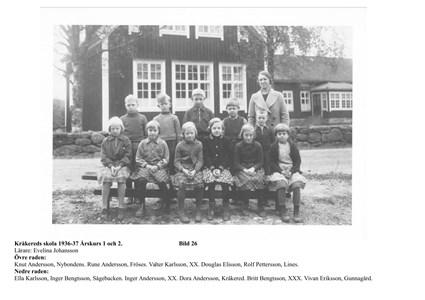 Klassfoto 1936-37