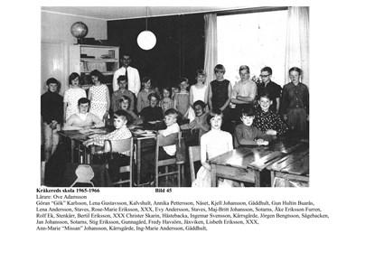 Klassfoto 1965