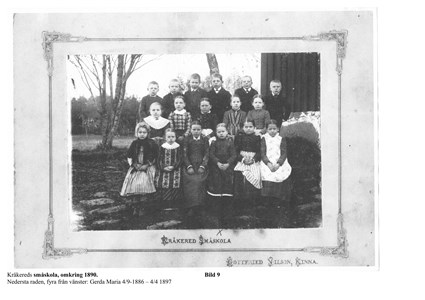 Klassfoto 1890