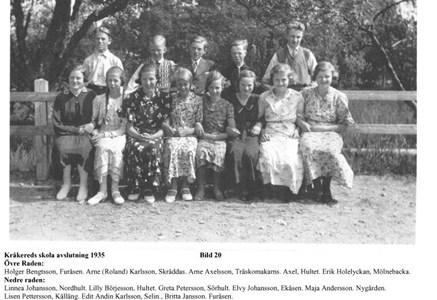 Klassfoto 1935