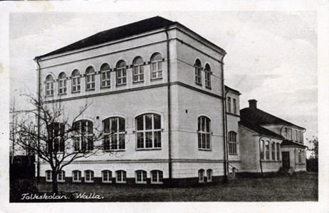 Valla folkskola