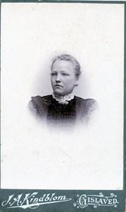 Okänd kvinna 191009
