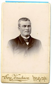 Okänd man 191009-3