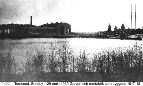 Remfabriken AB Remmar.
