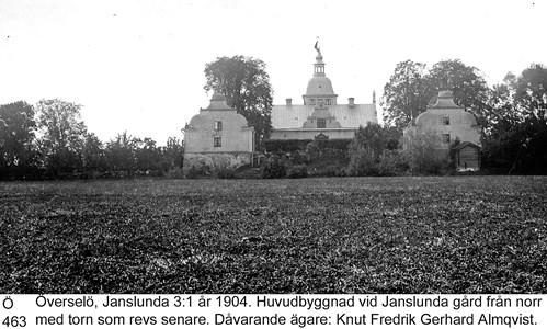 Ö 463 K Janslunda Herrgård