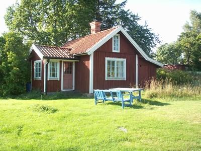 Skogshyddan Årby soldattorp 7