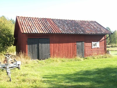 Skogshyddan Årby soldattorp 719