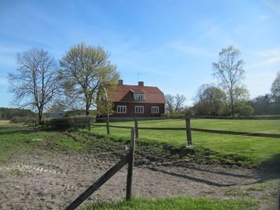 Bostad på Ulriksbergs gård