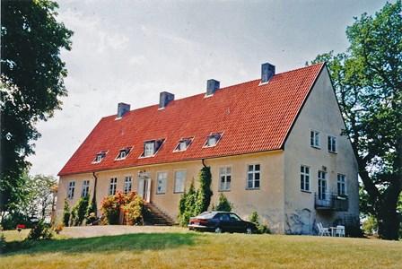 Huvudbyggnaden på Stora Eneby.